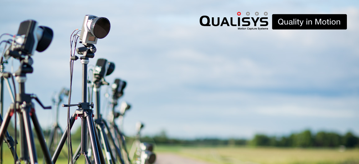 Qualisys Motion Capture Systems – Quality in Motion